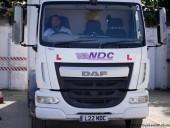 Великобритания экстренно выдаст 5 тыс. рабочих виз водителям грузовиков