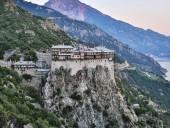 В Греции на святой горе Афон вспыхнули лесные пожары
