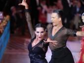 Украинцы торжествовали на международных соревнованиях по спортивным танцам в Великобритании