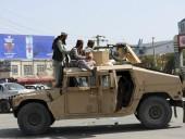 В Кабуле талибы запрещают журналистам снимать протесты