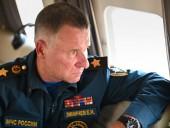 Глава МЧС России погиб во время учений
