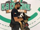 В аэропортах ОАЭ используют собак для обнаружения COVID-19