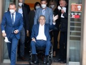 Президента Чехии выписали из больницы после недели госпитализации