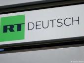 YouTube заблокировал два немецкоязычных российских канала RT