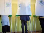 В пяти городах Грузии пройдет второй тур выборов