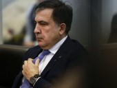 "СМИ: Саакашвили находится в Трускавце, где проходит съезд ""слуг"""