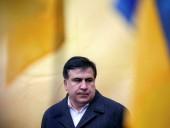Саакашвили заявил, что его голодовка