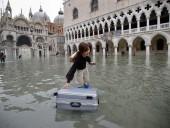 В Италии выпало рекордное для Европы количество осадков