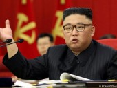 Лидер КНДР заявил, что развитие ядерного оружия нужен для защиты от США и Южной Кореи