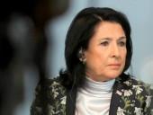 Президент Грузии заявил, что не оставит Саакашвили