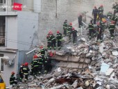 Обрушение дома в Батуми: число погибших возросло до девяти человек. Поисковые работы приостановлены