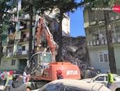 В грузинском Батуми обрушился жилой дом, есть жертвы