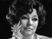 Умерла известная украинская оперная певица Белла Руденко