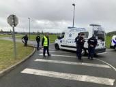 Во Франции заключенный взял в заложники двух охранников тюрьмы