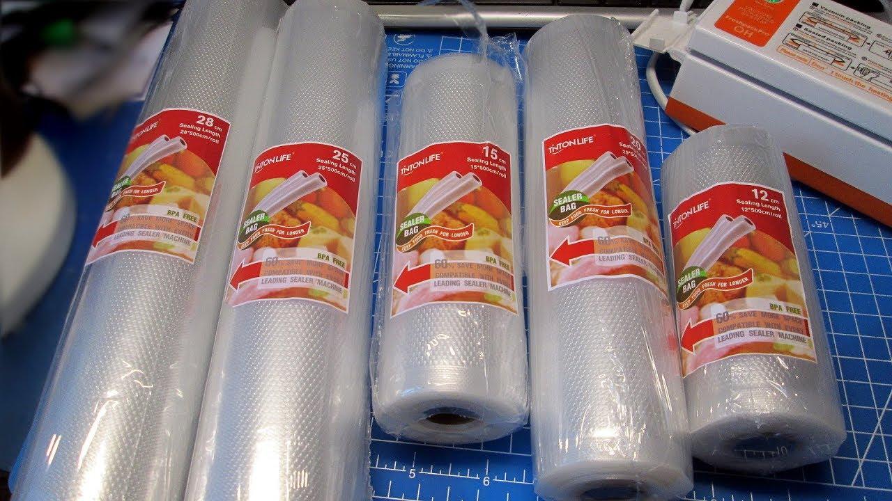 Пакеты для упаковки оптом и в розницу